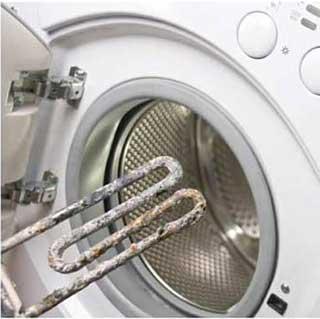тэн накипь и стиральная машина